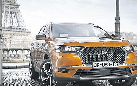 E-Tense bezeichnet die globale Vision von DS Automobiles für eine elektrische Zukunft der Mobilität. Die beiden elektrifizierten SUVs DS 7 Crossback E-Tense 4x4 und DS 3 Crossback E-Tense sind ein weiterer Schritt in die elektrische Zukunft der französischen Premium-Marke.