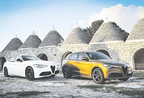 Aus Fahrdynamik wird Fahrerlebnis: Alfa Romeo präsentiert die modernisierten Modelle Stelvio und Giulia mit neuem Infotainment-System und neu designtem Bedienkonzept.