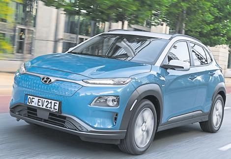 Faszination Auto mit dem Hyundai Kona Elektro: Erleben Sie mehr als 200 Fahrzeuge! Besuchen Sie die 13. MÜNCHNER AUTO TAGE vom 19. bis 23. Februar 2020.