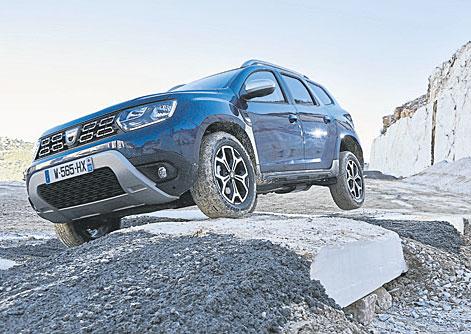 Mit der zweiten Generation des Duster stellt Dacia mehr denn je unter Beweis, dass das Fahren eines modernen SUV kein Luxus sein muss.
